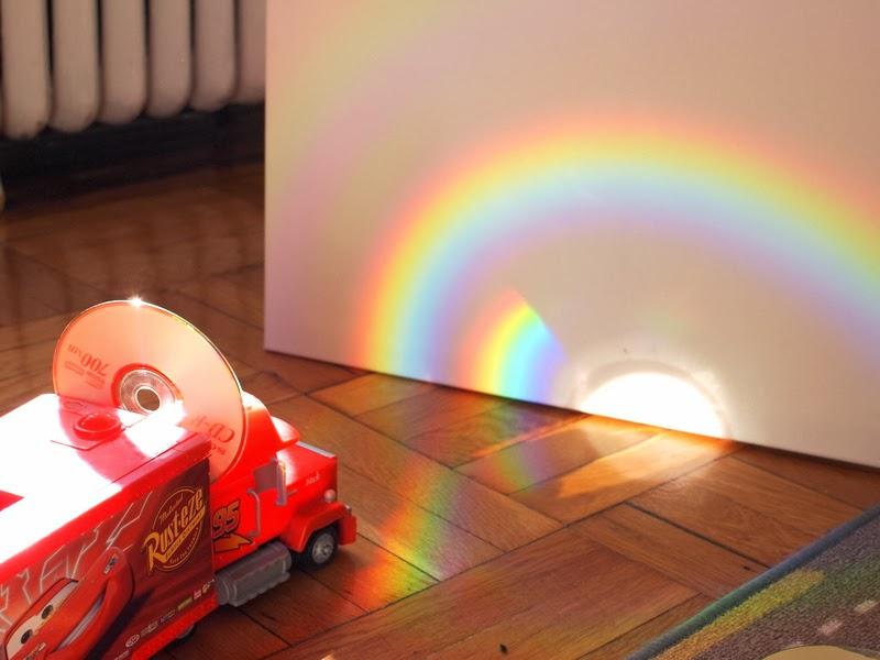 Rainbow Kids Room Diy