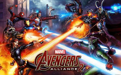 Download Marvel Avengers Alliance 2 v1.1.1 MOD APK