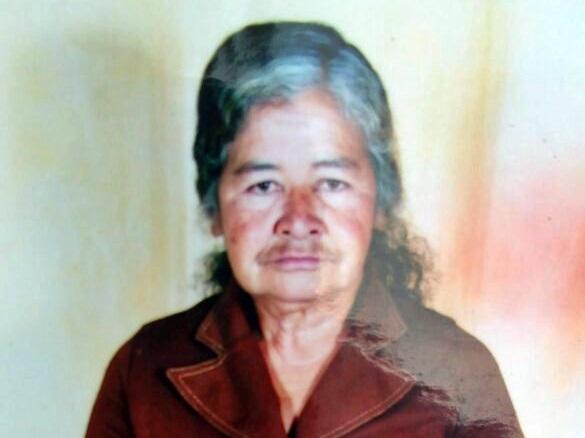Nova Cantu: Idosa que estava desaparecida desde domingo reaparece