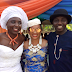 Ibinabo Fiberesima stuns at Samson Siasia' daughter's traditional marriage