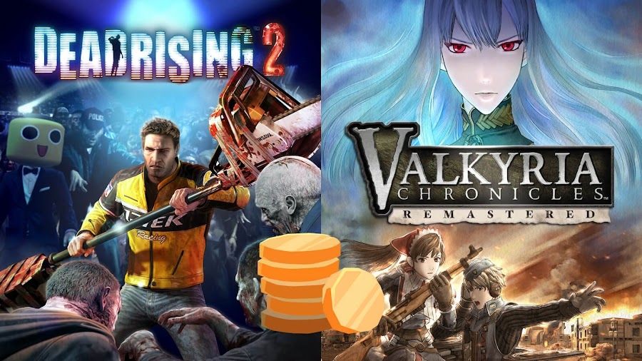 humble bundle dead rising 2 valkyria chronicles remastered