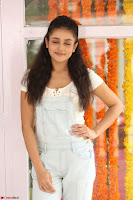 Mishti Chakraborty in lovely Jumpsuit and crop top at Wings Movie Makers Production No 1 movie launch ~  Exclusive 82.JPG