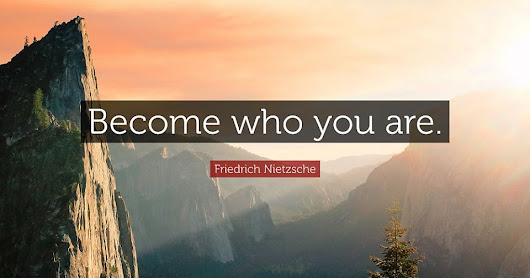 who you become who you are When you hang out with people who are positive, accountable, inspiring and elevated you too will become positive, accountable, inspiring and elevated 2 start reading educational books : another way to invoke change in your direction is to start reading more.