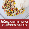 SKINNY SOUTHWEST CHICKEN DIP