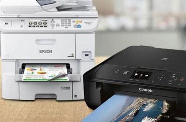Bagus Memilih Printer Infus atau Printer Inkjet