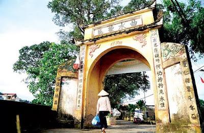 [Vintrip] - Khúc Thủy - làng cổ bên dòng Nhuệ Giang
