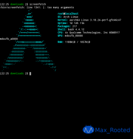 Termux Arch :  Install Arch Linux di Termux Android
