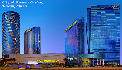 City of Dreams Casino, Macau, China