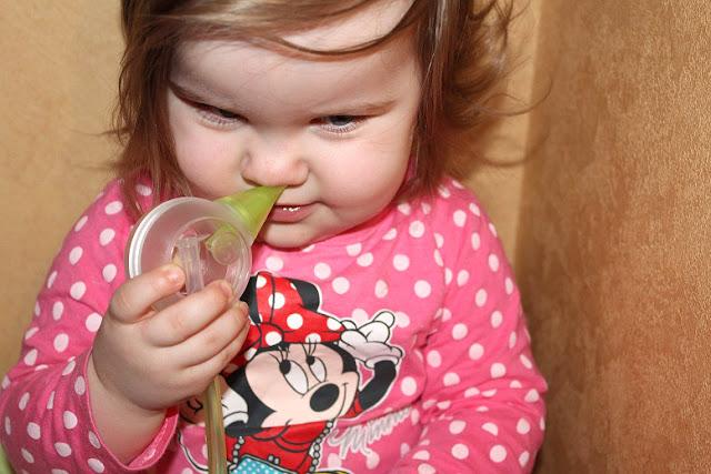 déboucher le nez de son enfant