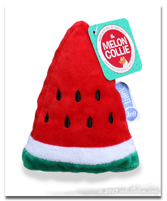 Melon Collie Watermelon toy