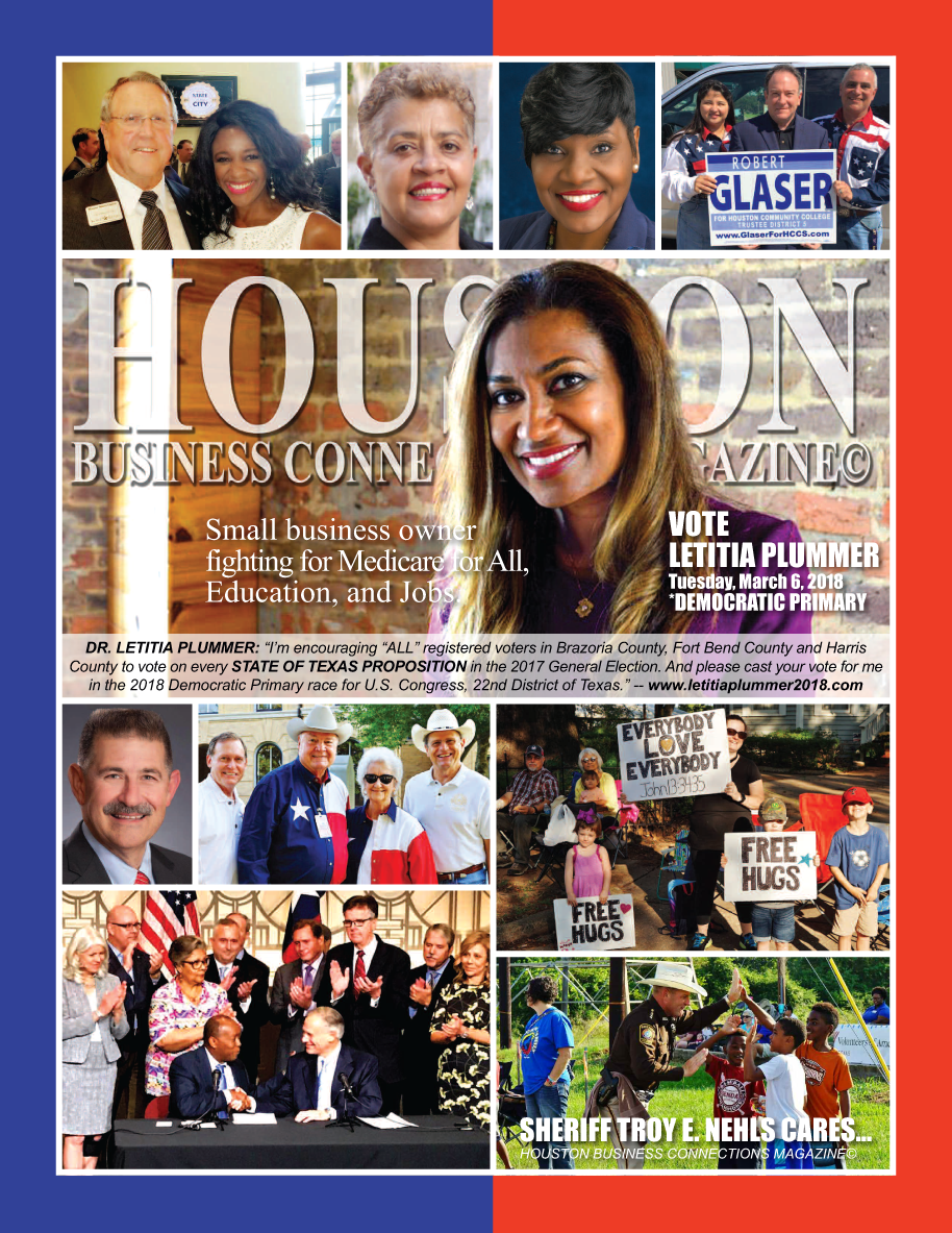 District judge 174th judicial district - Houston Business Connections Magazine Judge Maria T Jackson Has Been Endorsed Over Mary Mcfaden In The Race For Judge 339th District Court In Harris
