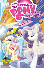 MLP Friendship is Magic #5 Comic Cover Midtown Comics Variant