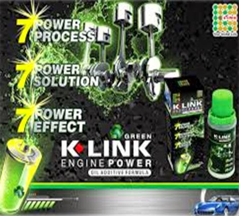 K-Link Engine Power