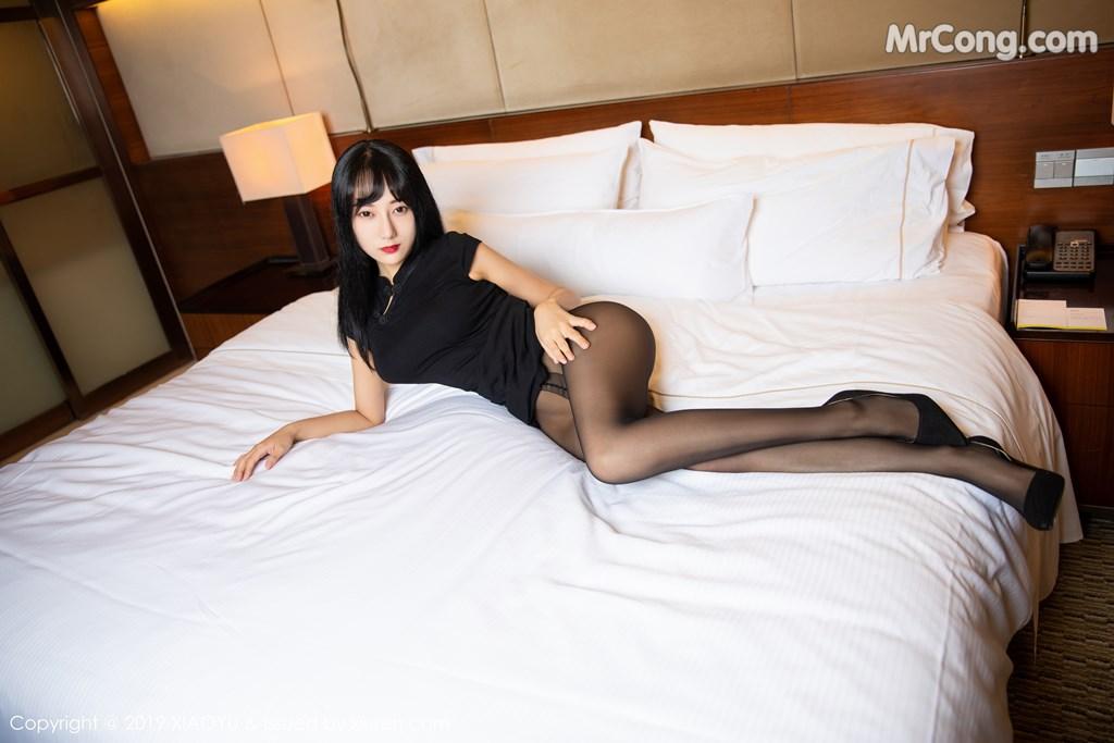 Image XiaoYu-Vol.145-He-Jia-Ying-MrCong.com-018 in post XiaoYu Vol.145: He Jia Ying (何嘉颖) (68 ảnh)
