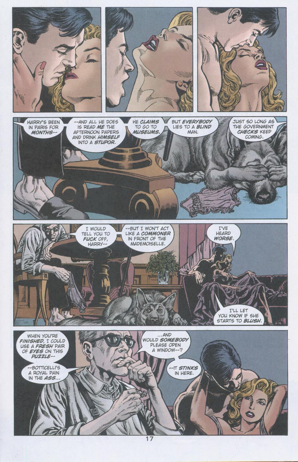 Read online American Century comic -  Issue #15 - 17