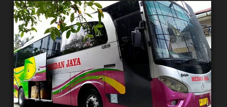 Bus Medan Jaya Harga Tiket Trayek Jurusan Po Bus Dan