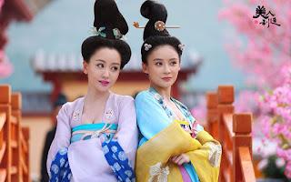 Mei Ren Zhi Zao, best cdrama 2014, Yang Rong wuxia