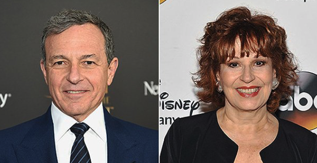 Disney Boss Responds to Backlash Over Joy Behar's Mike Pence Joke: The comedian has come under fire for her comments about Christianity