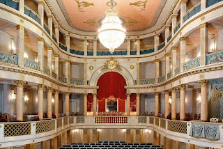 Theatre at Schloss Ludwigsburg