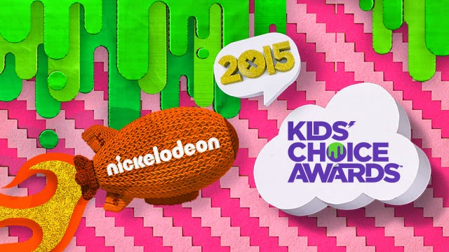Nickelodeon Awards 2015