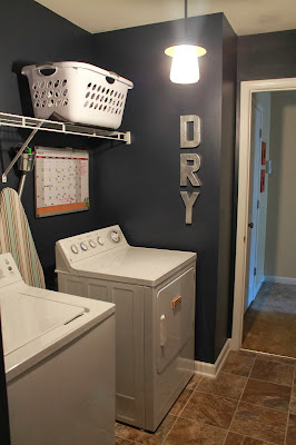 HousLoveDogBlog Laundry Room Before  After