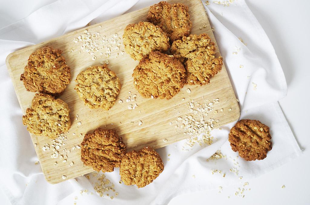 Elizabeth l Oatmeal cookies recipe l Recette cookies aux flocons d'avoine l THEDEETSONE l http://thedeetsone.blogspot.fr