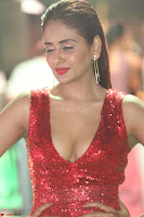 Parul Yadav in Sleeveless Deep Neck Red Gown at IIFA Utsavam Awards March 2017 025.JPG