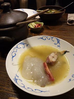 Sensasi makan papeda ikan kuah kuning. Source: jurnaland.com