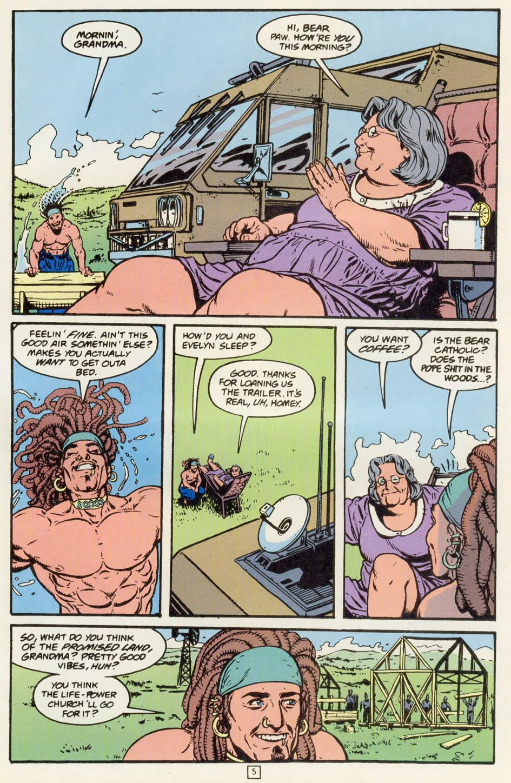 Read online Animal Man (1988) comic -  Issue #78 - 6