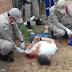 Menor realiza assalto tenta atirar contra viatura mas é baleado