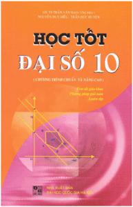 Học Tốt Đại Số 10 - Trần Văn Hạo