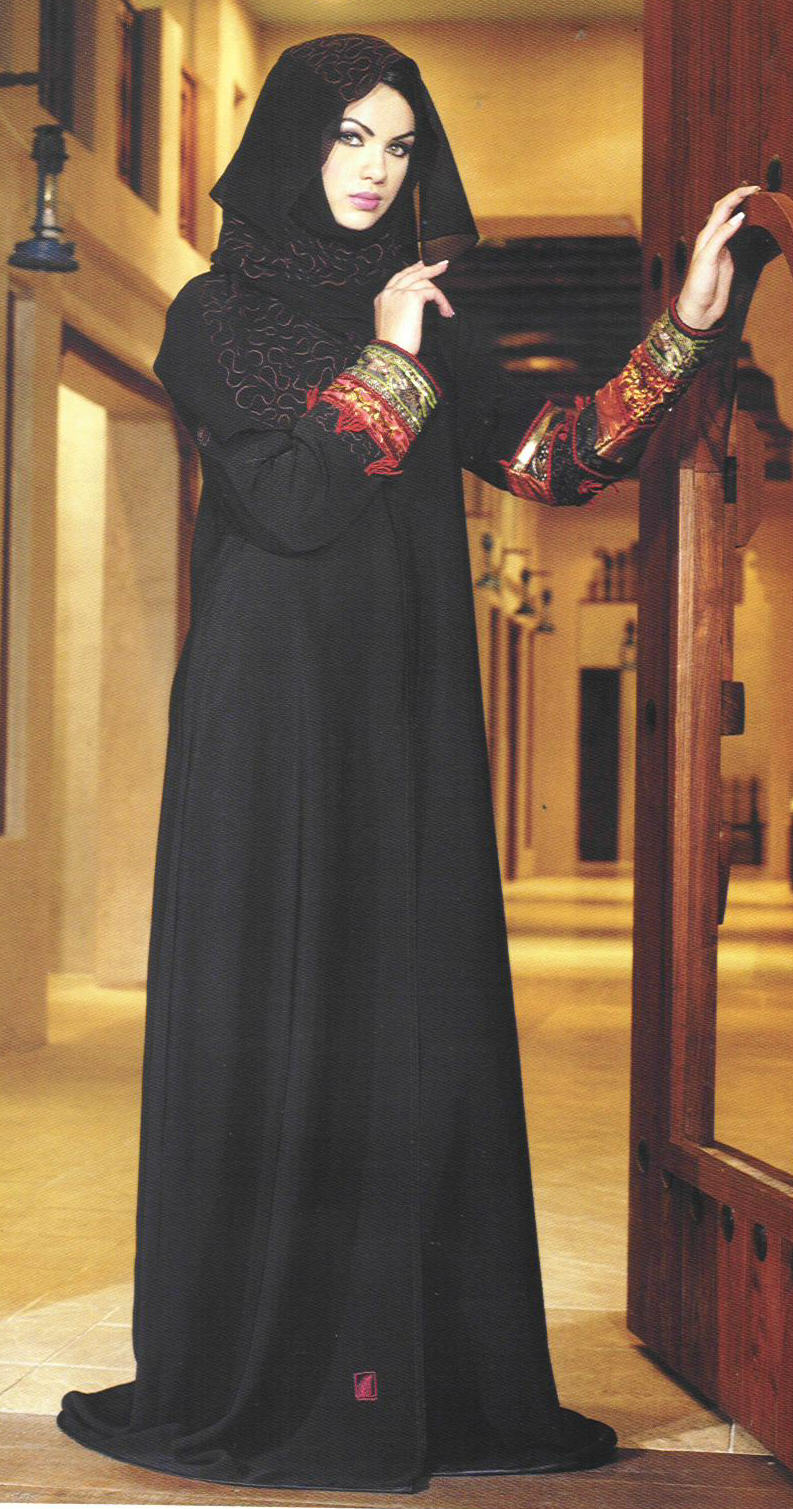 Style361 Simple Abaya Styles For Muslim Girls