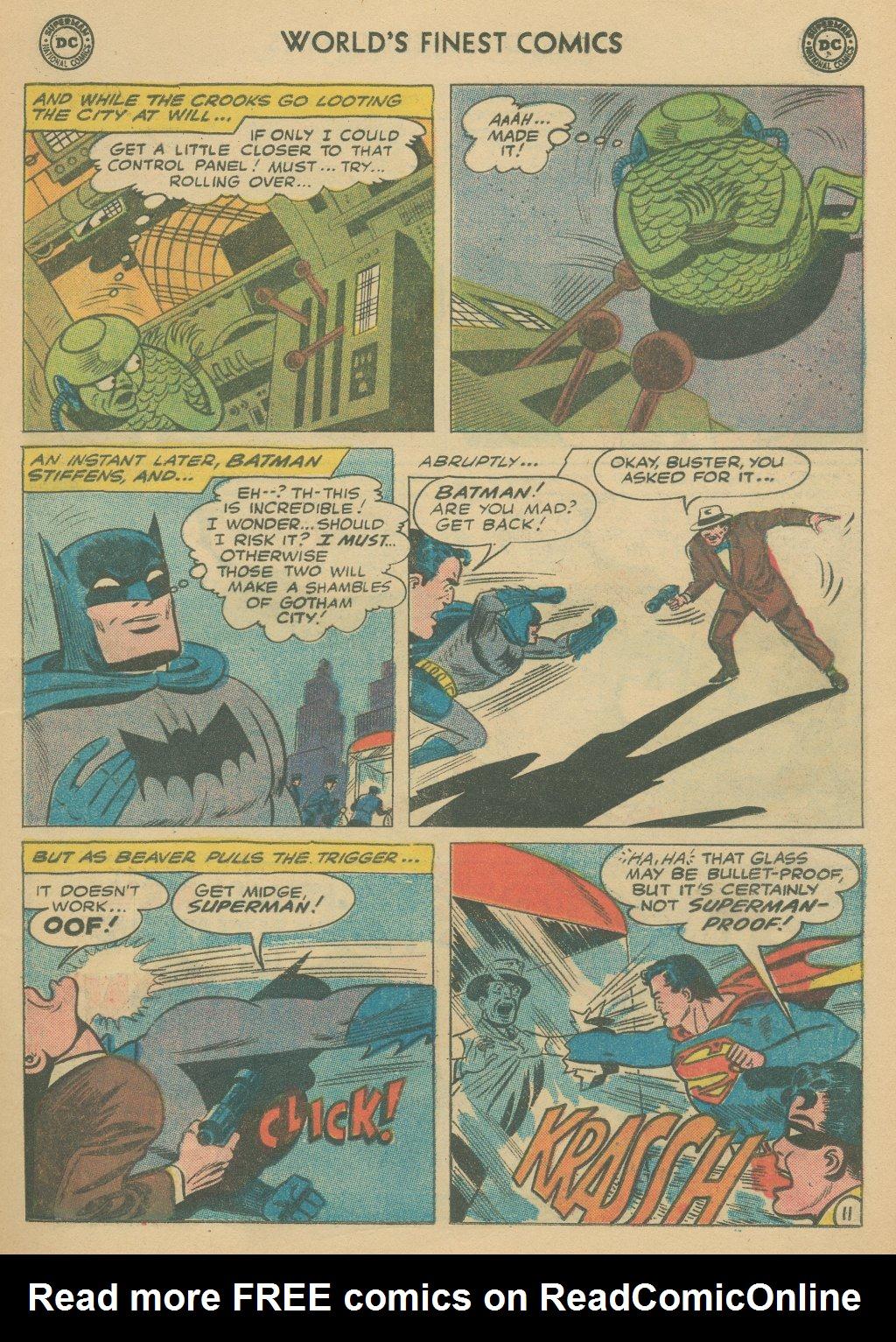Read online World's Finest Comics comic -  Issue #108 - 13