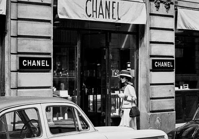 make your own fashion Chanel