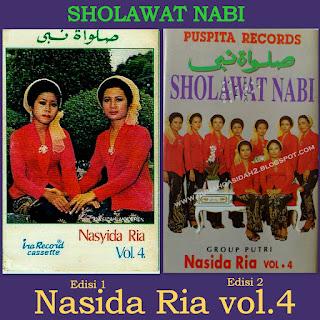 Download Lagu Nasidaria Full Album Vol.4 - Sholawat Nabi