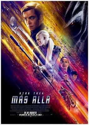 Star Trek. Beyond - Mas Allá