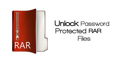 how to crack winrar password