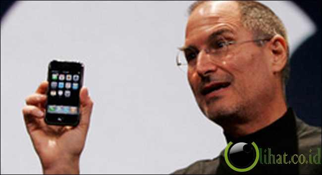 iPhone digagas tahun 2002