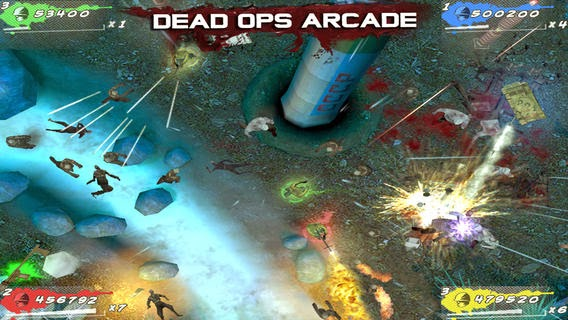 Call of duty black ops zombies APK mod pack v 1 0 5 free
