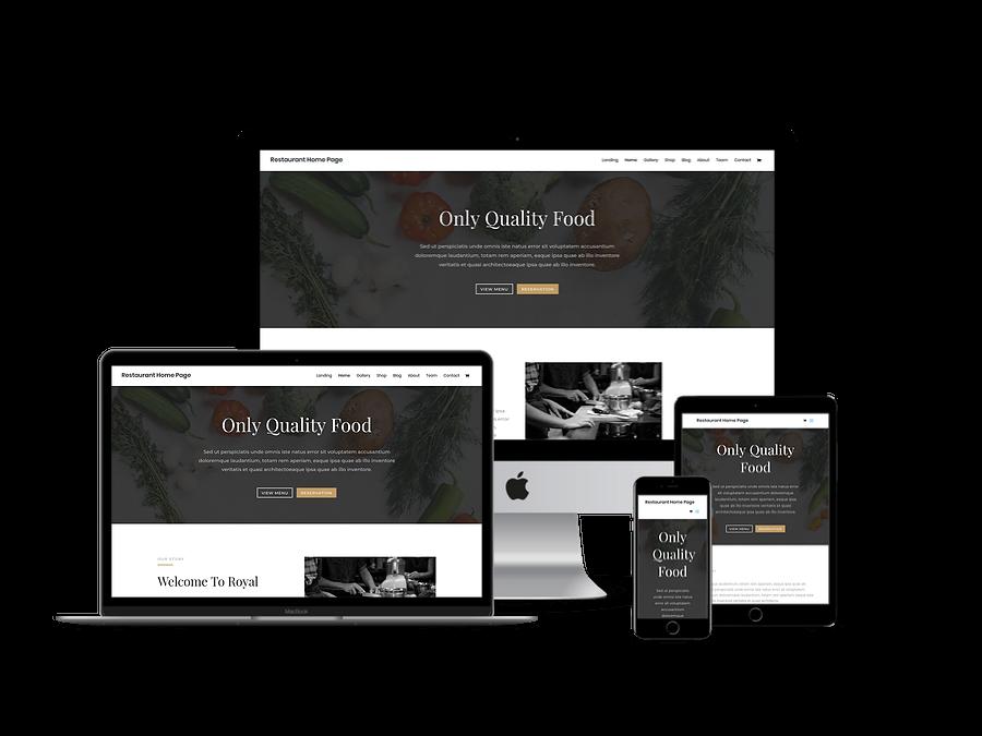 Contoh Template Website Company Profil 1