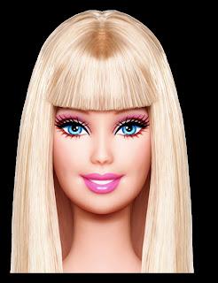 kit festa da barbie para imprimir gratis