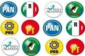 Sustituyen PRI y PVEM a 170 candidatos