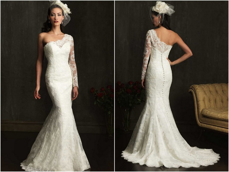 2013 Allure Bridals Fall Collection - KnotsVilla