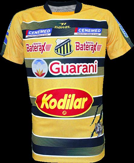 ac3367c63f7c7 Nakal lança as novas camisas do Grêmio Novorizontino - Show de Camisas