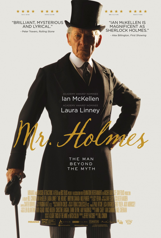 Nonton Film Mr. Holmes (2015)