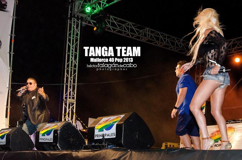 Tanga Team en el Mallorca 40 Pop 2013. Héctor Falagán De Cabo | hfilms & photography.