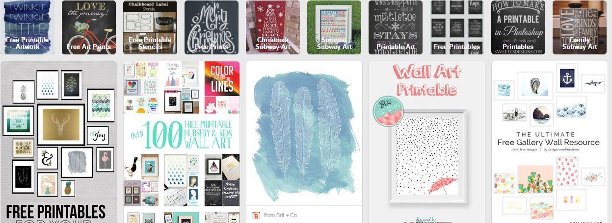 design tips free art budget design