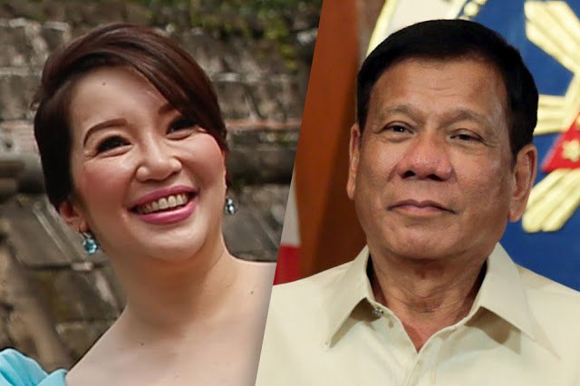 Kris Aquino surprisingly defends Pres. Duterte from critics: I want him to succeed