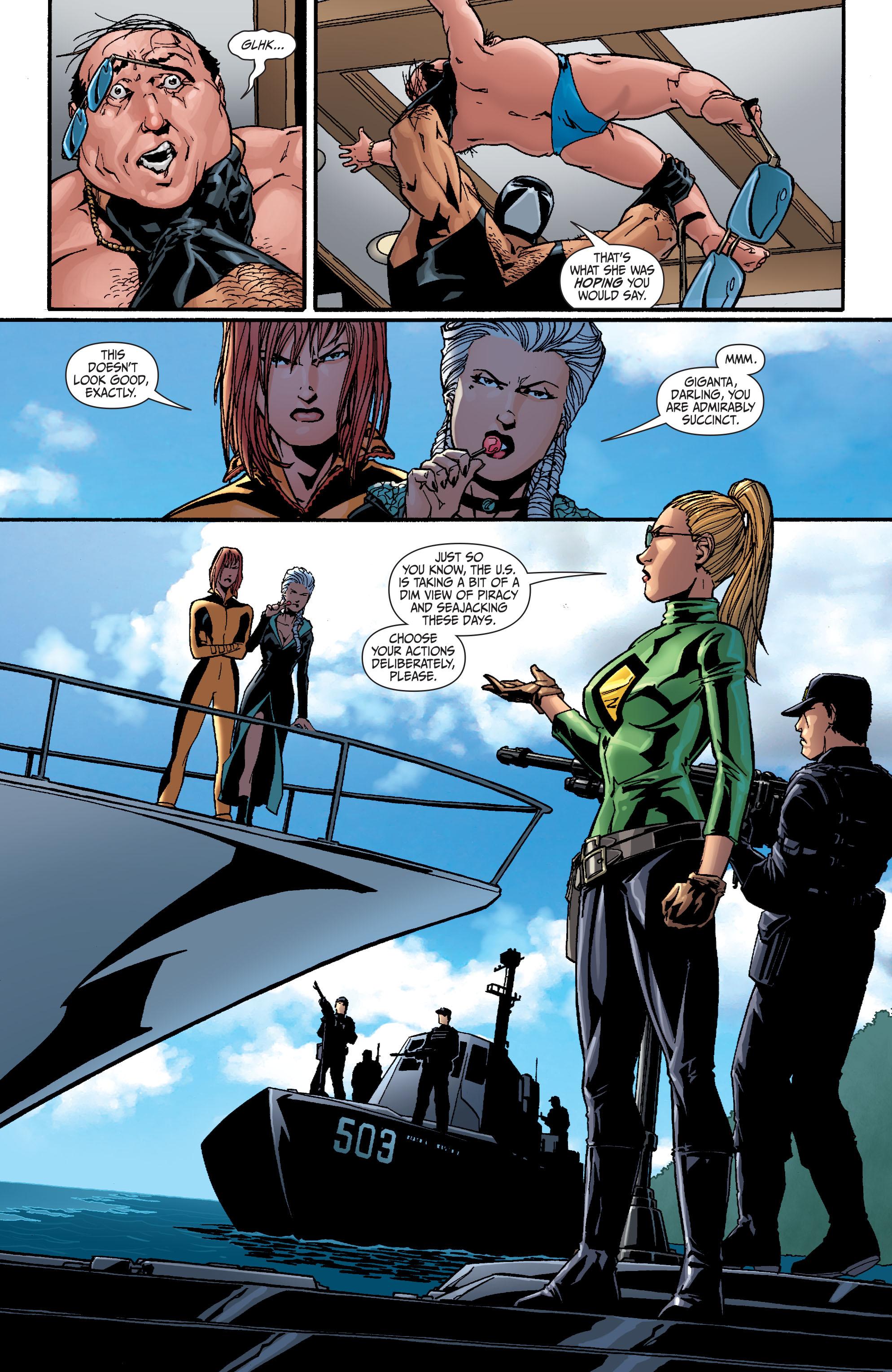 Read online Secret Six (2008) comic -  Issue #25 - 7