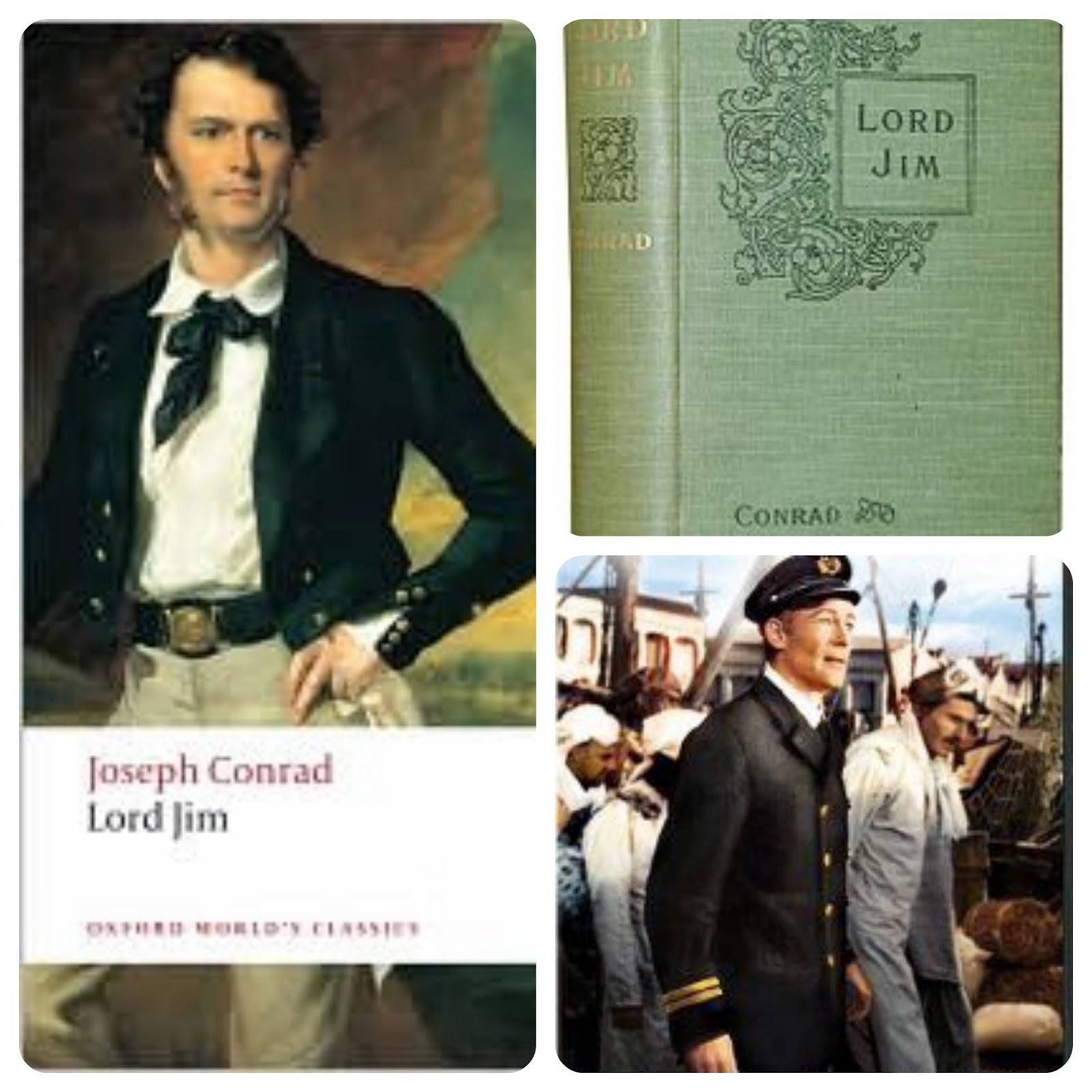 a comparison of lord jim by joseph conrad and macbeth by william shakespeare Literature study guides for all your favorite books lord jim joseph conrad macbeth william shakespeare madame bovary.